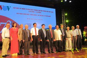 Gặp mặt kỷ niệm 73 năm thành lập Đài Tiếng nói Việt Nam
