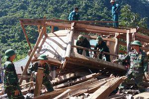 Thanh Hóa: Không để người dân bị đói do mưa lũ, sạt lở đất