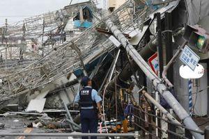 Nhật tan hoang sau siêu bão Jebi