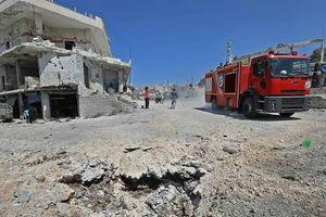Idlib - nơi đánh dấu kết thúc cuộc chiến Syria?