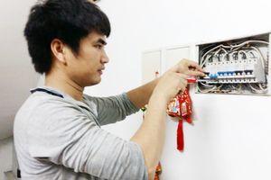 Sống khỏe với nghề điện dân dụng