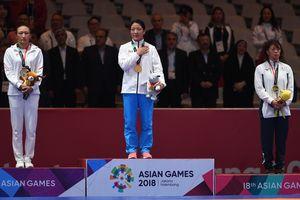 Nhà vô địch đấu vật thế giới bị tước huy chương vàng ASIAD 18 vì doping