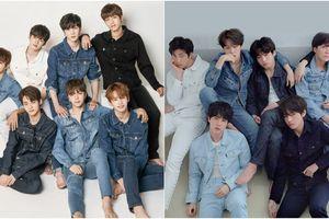 Nhóm nhạc nam bị chỉ trích vì 'copy' bìa album của BTS