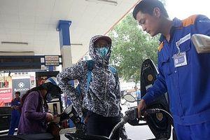 Từ 15g ngày 6-9, giá xăng dầu đồng loạt tăng