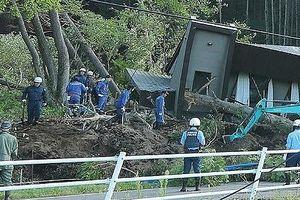 Gần 130 người thương vong trong trận động đất mạnh 6,7 độ Richter tại Nhật Bản