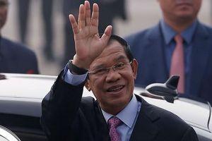 Quốc hội Campuchia bầu lãnh đạo mới