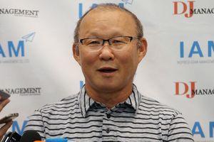 HLV Park Hang Seo: 'Đừng gọi tôi là Hiddink của Việt Nam'