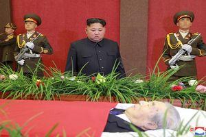Lãnh đạo Kim Jong-un tái xuất tại tang lễ của ông Ju Kyu-chang