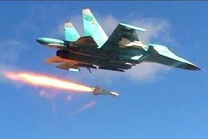 Không quân Vũ trụ Nga không kích dồn dập phiến quân ở Idlib