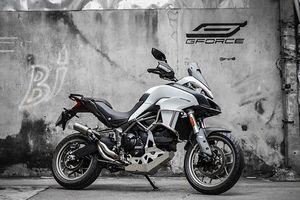 Ducati Multistrada 950 hấp dẫn người mê phượt sau loạt tùy chỉnh