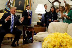 TT Trump ngoảnh mặt với Trung Quốc, kim ngạch xuất khẩu Mỹ 'trượt dài'