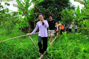 Du khách háo hức chờ đợi ngày hội du lịch sinh thái Phong Điền – Cần Thơ 2018