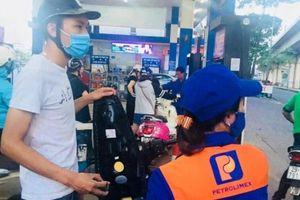 Nóng: Giá xăng dầu đồng loạt tăng giá kể từ 15h chiều nay