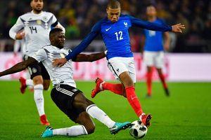 Đức - Pháp: Cuộc gặp thượng đỉnh ở Allianz Arena!