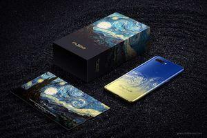 Nubia Z18 ra mắt: Snapdragon 845, màn hình chiếm 91,8%, giá 408 USD