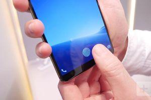 Samsung sẽ có smartphone tầm trung dùng cảm biến vân tay dưới màn hình vào tháng sau