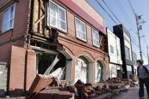 Động đất 6,7 độ richter xảy ra ở đảo Hokkaido Nhật Bản