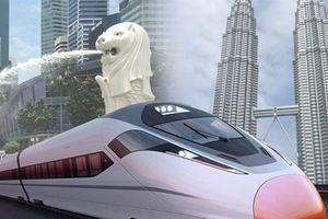 Malaysia - Singapore hoãn dự án đường sắt cao tốc quy mô lớn