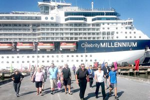 Chân Mây nâng cấp bến cảng đón tàu du lịch khủng