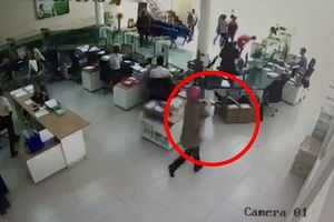 Xem lại diễn biến vụ cướp ngân hàng ở Khánh Hòa