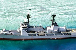 Philippines giải cứu tàu mắc cạn ở Bãi Trăng Khuyết, Biển Đông
