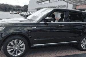 Hãng xe Trung Quốc Zotye hé lộ SUV mới, nhái Range Rover Sport, giá cực rẻ