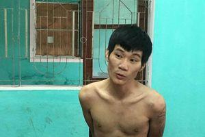 Huế: Khống chế nam thanh niên nghi ngáo đá xông vào nhà dân đòi đập phá
