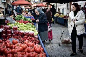 Du lịch: Một trong những điểm sáng hiếm hoi của nền kinh tế Hy Lạp