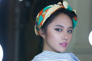 Học Rima Thanh Vy cách makeup và làm tóc theo style cổ điển cho mùa Thu