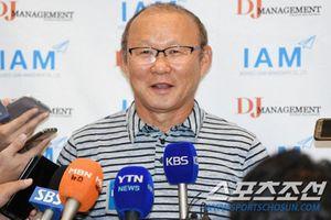 Thầy Park trả lời truyền thông Hàn Quốc: 'Tôi biết ơn Việt Nam, sẽ vô địch AFF Cup'