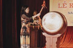 Trường THPT Trần Phú – Hoàn Kiếm rạng rỡ trong buổi lễ khai giảng