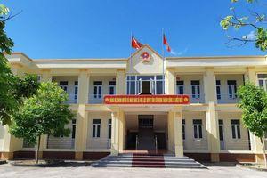 Hậu Lộc - Thanh Hóa: Công sở xã Hoa Lộc không có người làm việc trong giờ hành chính