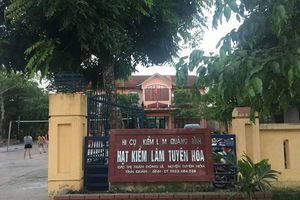 Quảng Bình: Xông vào trụ sở đánh Hạt trưởng kiểm lâm