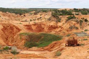 Thủ tướng Chính phủ: Tạm dừng các dự án khai thác titan tại Ninh Thuận