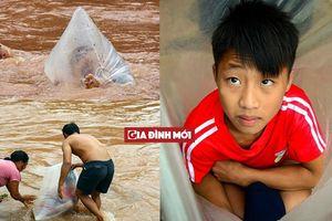 Học sinh chui túi nilon qua suối: Đi bộ 5 tiếng đến trường, nếu xây cầu tốn 5- 6 tỷ đồng
