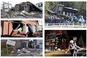 Sau siêu bão Jebi, Nhật Bản lại 'lao đao' vì động đất