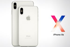 Chưa ra mắt, iPhone Xs lộ giá bán hơn 18 triệu đồng