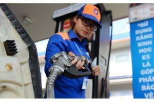 Giá xăng chính thức tăng 300 đồng/lít từ 15h