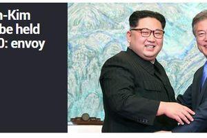 Hội nghị thượng đỉnh liên Triều tiếp theo sẽ diễn ra vào trung tuần tháng 9 tại Bình Nhưỡng