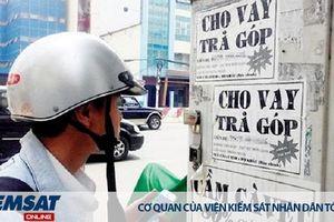 Hà Nội: 'Vòi bạch tuộc' từ tín dụng đen