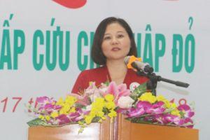 Hội Chữ thập đỏ Việt Nam chung tay xoa dịu nỗi đau da cam