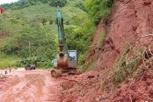 Nhiều ngày mưa lũ đã gây thiệt hại lớn ở Lào Cai, Lai Châu