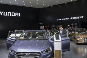 Hyundai sẽ xuất khẩu xe từ Trung Quốc sang thị trường Đông Nam Á