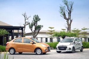 Hyundai Thành Công bán ra 1.619 xe Grand i10 và 1.378 xe Accent trong tháng 8/2018