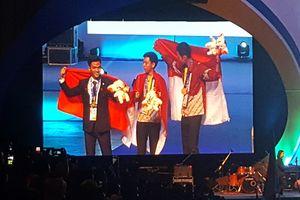 Kỳ thi tay nghề ASEAN 12: Sinh viên Trường ĐH Giao thông vận tải TP. Hồ Chí Minh được vinh danh tại đấu trường quốc tế