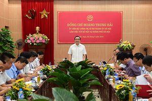 Hà Nội đề xuất tăng thu nhập cán bộ, công chức lên 1,8 lần