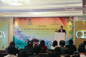 Khai mạc Hội nghị Hội đồng Xúc tiến du lịch châu Á