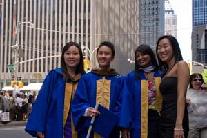 Lý do sinh viên Trung Quốc nhất quyết du học Mỹ giữa 'bão' chiến tranh thương mại?