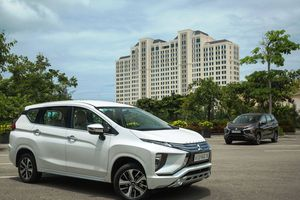 Giá Mitsubishi Xpander rẻ hơn dự kiến 30 triệu đồng, tham vọng cạnh tranh tại Việt Nam