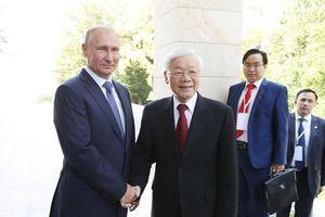 Nga coi Việt Nam là đối tác quan trọng hàng đầu tại châu Á-Thái Bình Dương